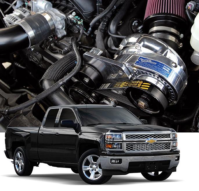 New Gm 2014 6 2l Lt1: 2014-2015 GM Truck 5.3L High Output Intercooled System