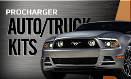 ProCharger Auto/Truck Kits