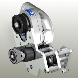 Trailblazer SS ProCharger Supercharger Bracket-Only System