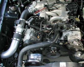 1999-2003 Mustang V6 Stage II Intercooled System