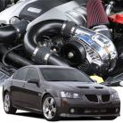 2008 Pontiac G8 GT Complete Intercooled System with P-1SC-1