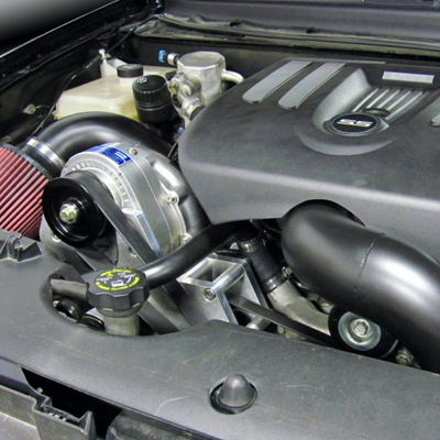 Trailblazer SS ProCharger Supercharger System - House of ...