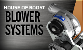 HOB Blower Systems